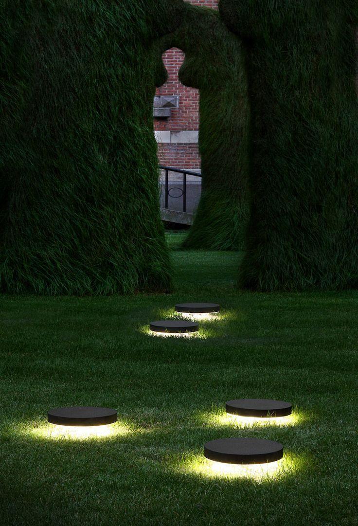 AlijardínIluminación de jardines exteriores en vivienda - Alijardín