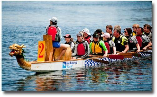 Dragon Boat Festival Docklands Melbourne compliments of http://www.flickr.com/photos/misterbenben/4168175099/