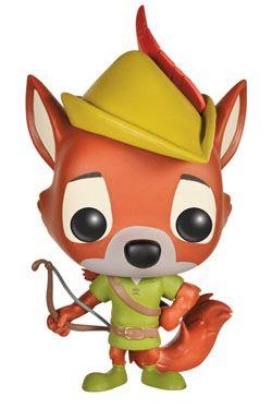 Robin Hood Funko POP! Vinyl Figure Robin Hood 10 cm