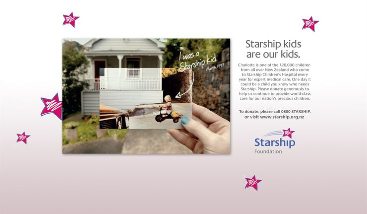 Little Lot | Starship Kids are our kids. from Starship Foundation | Feb 20