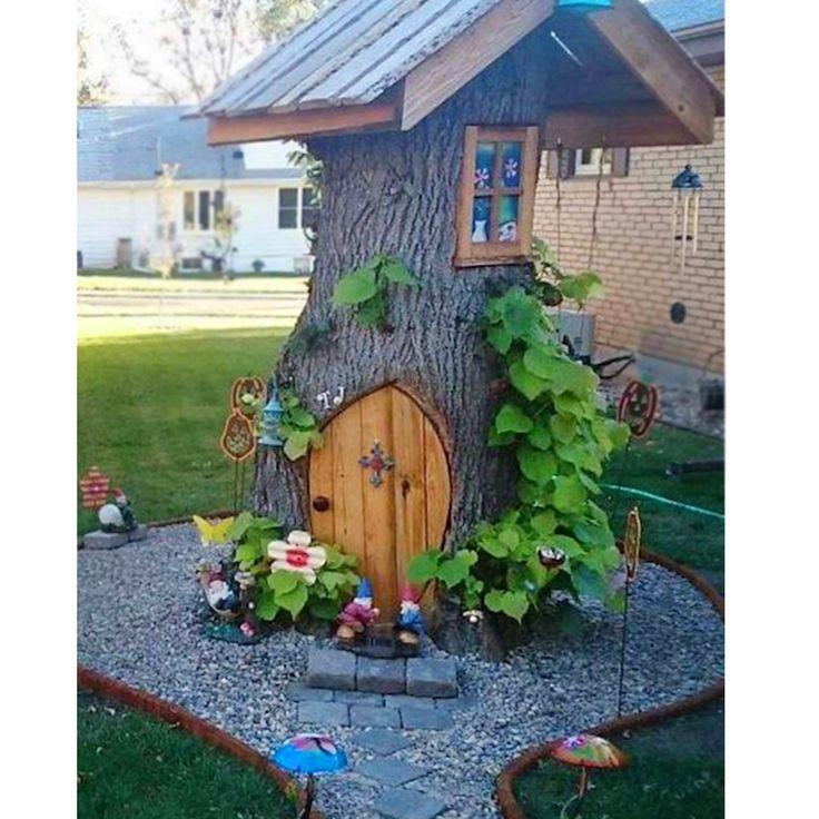 DIY Yard Art And Garden Ideas Part 96