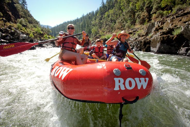 Find Rogue River whitewater rafting trips in Oregon. Choose to camp or go lodge-to-lodge for three or four days on the Rogue River!