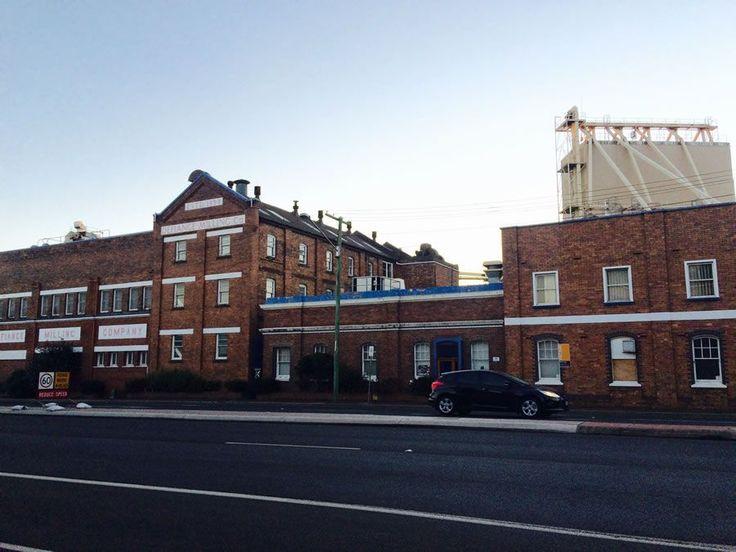Defiance Milling Company History, Toowoomba urban renewal project, The Mills Precinct