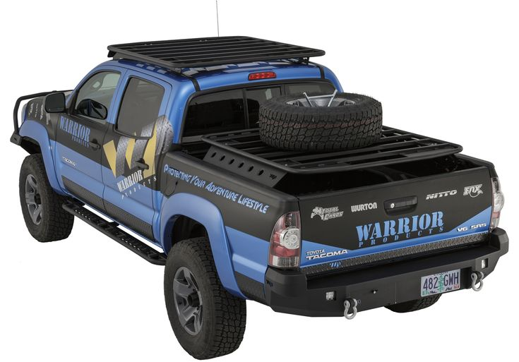 Warrior Products Bolt On Side Steps 05 15 Puretacoma Com