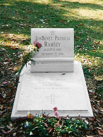 Death of JonBenét Ramsey - Wikipedia