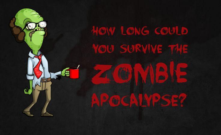 Zombie apocalypse - Les Blogueuses Du Web - #lbdw