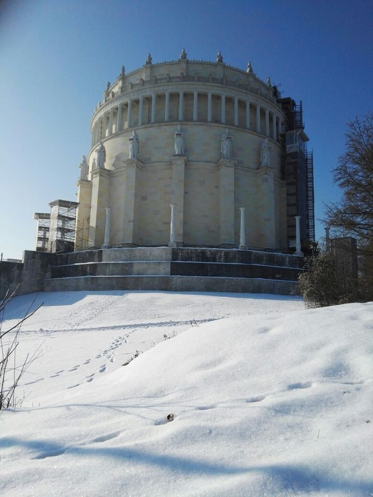 Neugestaltung der Befreiungshalle zu Kelheim