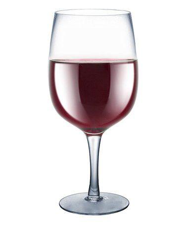 Look what I found on #zulily! Giant Wine Glass #zulilyfinds