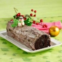 BROWNIES GULUNG NATAL http://www.sajiansedap.com/mobile/detail/9684/brownies-gulung-natal