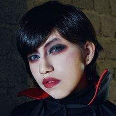 The last halloween i became a vampire www #vampire #halloween #costume #photoshot #ヴァンパイア #吸血鬼 #ハロウイン