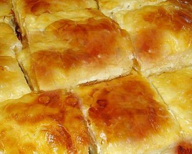 Υλικά 1 πακέτο 500 γραμ,φύλλα κρούστας 400 με 500 γραμ τυρί φέτα ή ανθότυρο κατά προτίμηση 100 γραμ γιαούρτι 100 γραμ.σόδα αναψυκτικό 4...