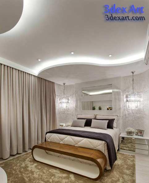 False Ceiling 2018 New False Ceiling Designs For Bedroom 2018