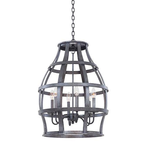 kalco lighting townsend vintage iron 28inch high sixlight lantern
