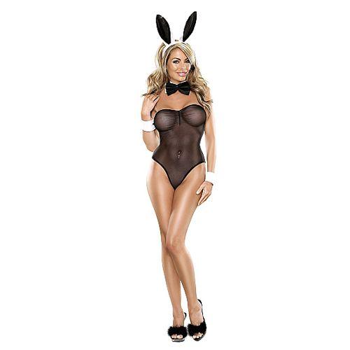 Sexy Konijntje Kostuum #lingerie #lingeriebestellen #kostuum #costume #bunny #sex #sexy #woman