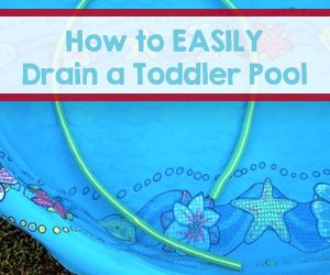 We've really enjoyed splashing in the toddler pool in the evenings this summer. I know I mentioned it before, but I had thought we were going to go to the community pool a lot… not so. It's so much easier to stay close to the house, in case someone needs a diaper or a bathroom... read the rest...