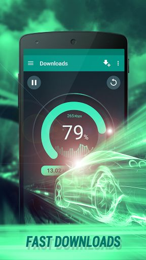 Download Manager for Android v5.10.12012 [Unlocked]   DownloadManager for Android v5.10.12012 [Unlocked]Requirements:4.0Overview:SPEED UP! THREE TIMES FASTERDOWNLOADSFOR ANDROID MORE THAN 10 MILLION USERS CHOICES OUR DOWNLOADER   FreeDownloadManager for videodownloador clip freedownloadsany type of file.  We support all types like APK RAR ZIP MP3 DOC XLS or other files. Downloadeverything video downloader for facebook helper browsertube functions  UseDownloadManager to efficientlydownloadand manage any type or size file in your phone or tablet. This FREE Android downloader Overcomes most of the limitations of the defaultdownloads such as  authentication integrity checking support for all file types and life cycle management making downloading just a breeze with our app!  Check our Downloader Web Browser Features! Tabbed browsing Support for HTTP basic authentication for web pages Simple and clean user interface Bookmark manager Quick search with voice added with default speech recognition Address bar auto suggestion from history Supports Java Scripts Support HTML 5 web pages and videos Integrated Google Youtube Twitter and Yahoo! search Ability to spoof browser's User Agent string to display web pages like desktop iPhone iPad Firefox Chrome Safari Internet Explorer Nokia Lumia or another downloader Browsing speed has been optimized  D Manager and File Manager Features Fast app files and website downloading speed Android Downloader is designed for UI Supports resuming of interrupteddownloadsreliably Live downloading progress bar for speed indicator Activedownloadsbadge number You can specifydownloadswith correct filename Able to d.wnload file of unknown size and unknown format Delete file option added More information like finisheddownloads file deleted toasts added Added setdownloadedmusic as ringtone notification and alarm sound feature Added set image as wallpaper lock screen contact avatar Whats App avatar Open feature allows opening files in different apps insta