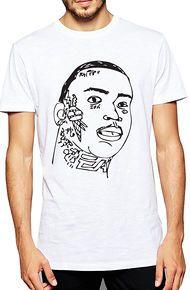 ROIAL Ice Cream Mane T-shirt