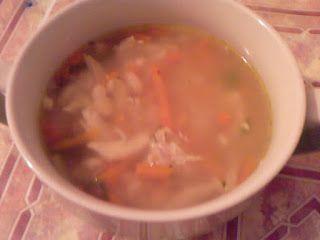 Camilla w kuchni: Zupa fasolowa Roberta
