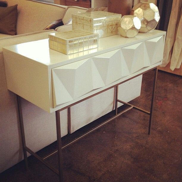 Fabulous West Elm Console Table