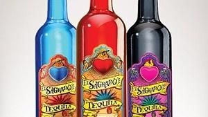 Desarrollo de Marca /Envase Tequila El Sagrado Nobabel sí comunicación