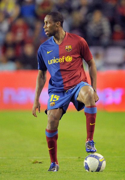 Seydou Keita (FC Barcelona, 2008–2012, 119 apps, 16 goals)