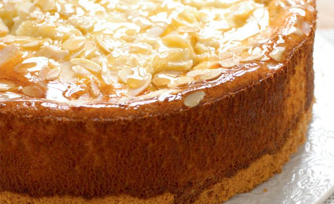 This Buttermilk and Honey Cheesecake looks mouthwateringly good. Someone make it and send us a slice? http://bit.ly/eemdws