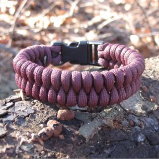How To Make A Fishtail Survival Bracelet
