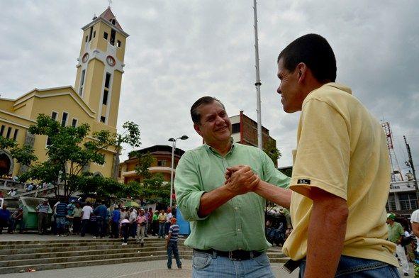 Funcionarios del Gobierno Nacional aseguran que Risaralda es el departamento con mayor movilización social en torno al Plan de Desarrollo