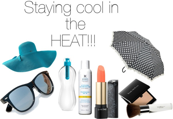 Heat Wave Survival Kit, click to get more information