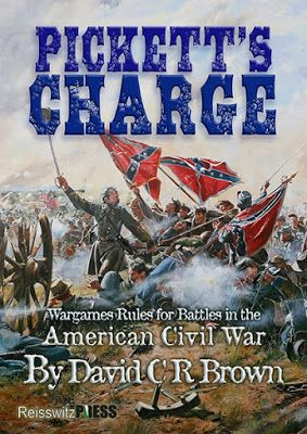 10mm Wargaming: Pickett's Charge Rules