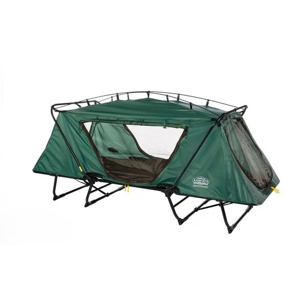 Kamp-Rite Oversize Tent-cot with Rainfly | Overstock.com Shopping - The Best Deals on Cots, Airbeds, & Sleeping Pads