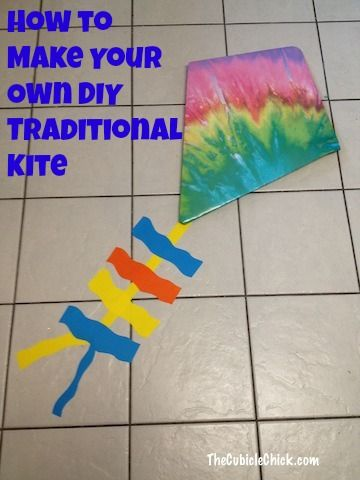 mini kites how to make