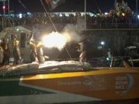 Volvo Ocean Race 2011/12 concluding its journey in Galway Ireland (short film) - WorldIrish