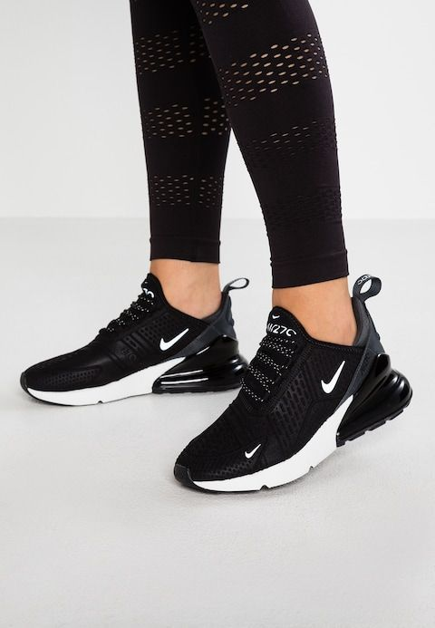 brand new ff590 d740d Nike Sportswear AIR MAX 270 - Sneakers laag - black anthracite summit white  -