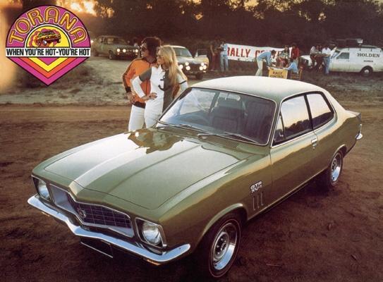 Holden LJ Torana GTR-XU1