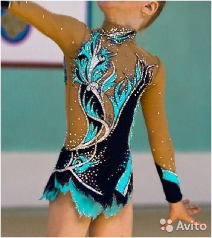 Купальник для художественной гимнастики купить в Архангельской области на Avito — Объявления на сайте Avito