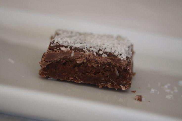 Chocolate Fudge Slice Sistermixin
