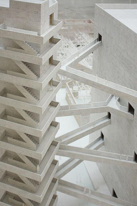 Palazzo delle Esposizioni: The Fábrica da Pompéia, a São Paulo cultural center by Lina Bo Bardi, 1986