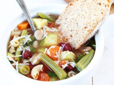 13 Best Minestrone Soup Recipes - How to Make Minestrone Soup - Country Living