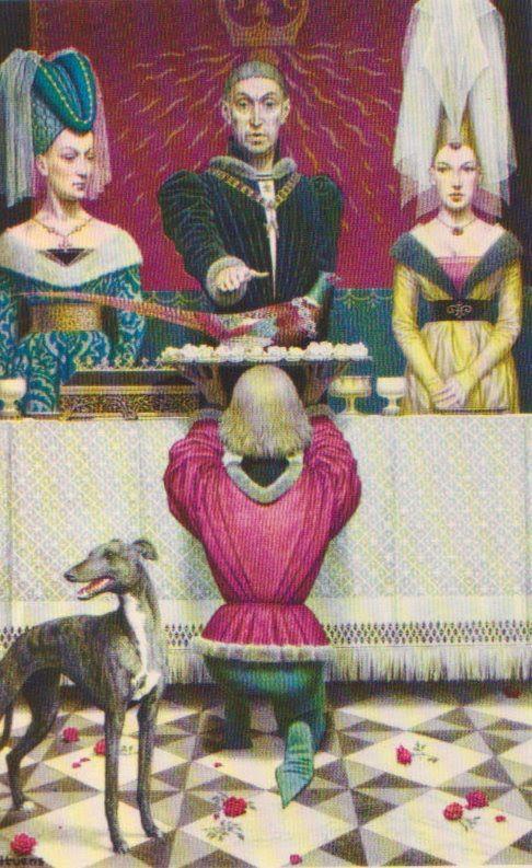 De Gelofte op de fazant  Het gezag van Filips de Goede was groot. Hij beloofde een kruistocht tegen de Turken te ondernemen. Deze hadden in 1453 Konstantinopel ingenomen. Deze verbintenis bevestigde hij op een feestmaal te Rijsel door een eed die de gelofte op de fazant genoemd werde.