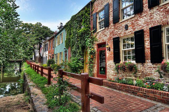 Historic Georgetown, Washington DC