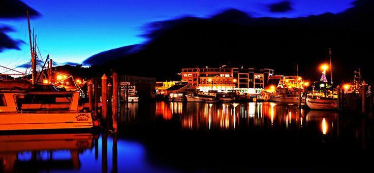 Picton, Queen Charlotte Sound Marlborough New Zealand | Marlborough, New Zealand