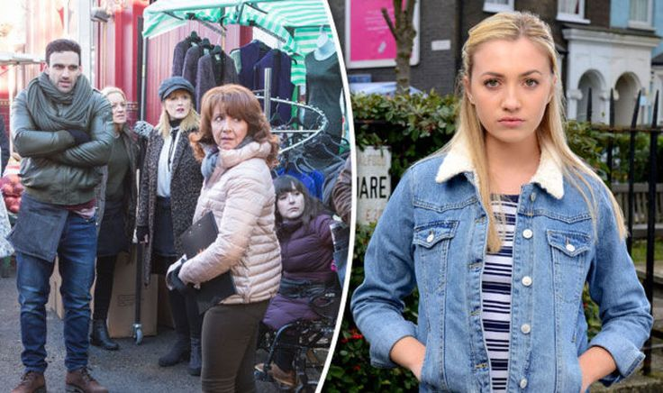 cool EastEnders: Louise Mitchell actress Tilly Keeper reveals all about next week's disaster Check more at https://epeak.in/2017/01/18/eastenders-louise-mitchell-actress-tilly-keeper-reveals-all-about-next-weeks-disaster/