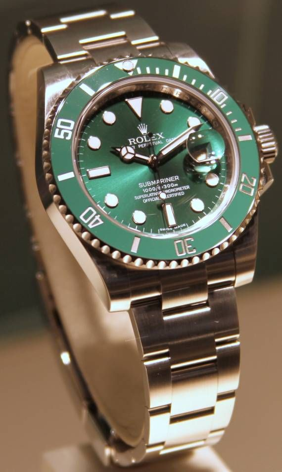 New Steel Rolex Submariner Watch For 2010 | aBlogtoWatch