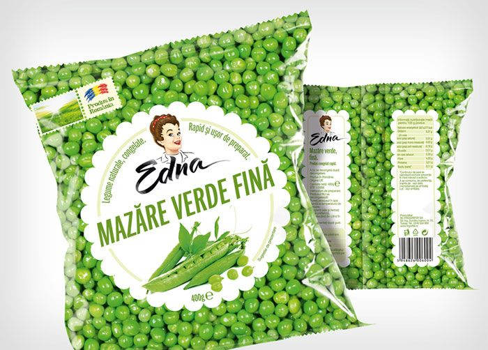 Before & After:Edna - The Dieline -