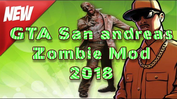GTA SA Zombie mod अपन फ़न प कस इनसटल कर ! Install GTA San Andreas...
