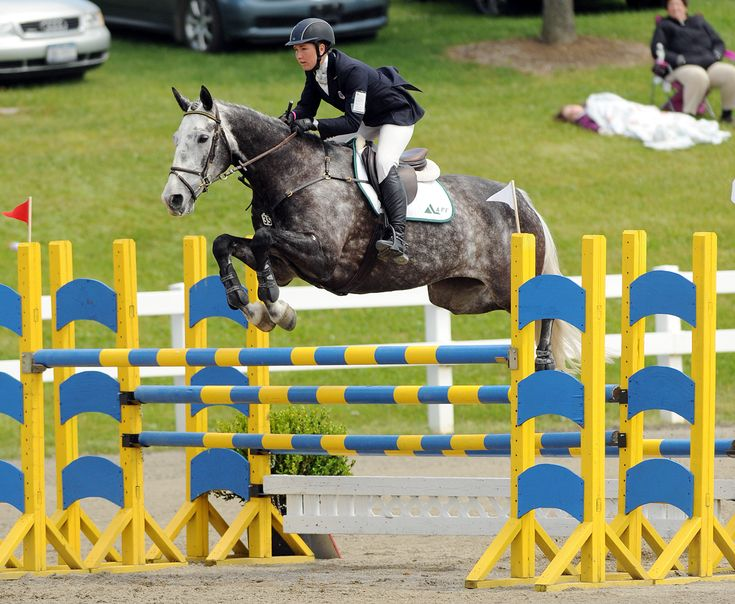 Coudray Seals The Deal In Jersey Fresh CCI*** – Tiana Coudray Eventing