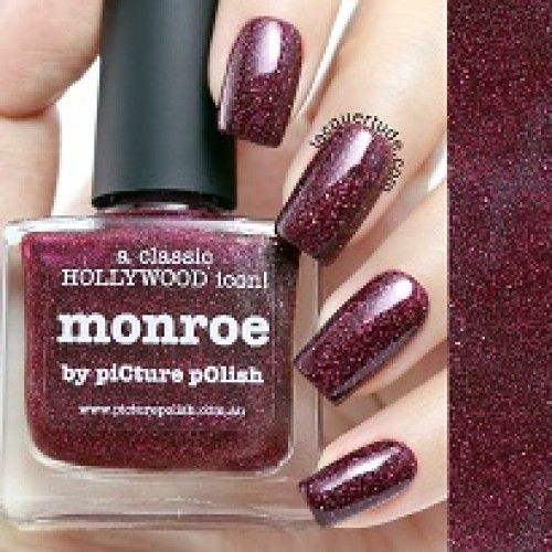 piCture pOlish : Picture Polish Monroe Shop here- www.color4nails.com Worldwide shipping available