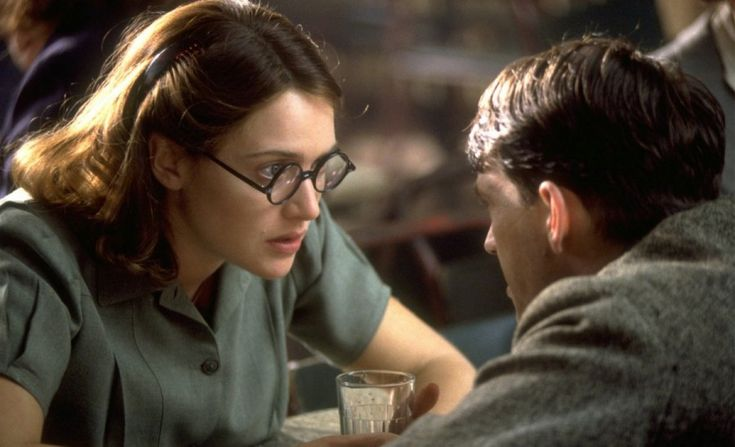 """Kate Winslet as Hester Wallace in """"Enigma"""""""