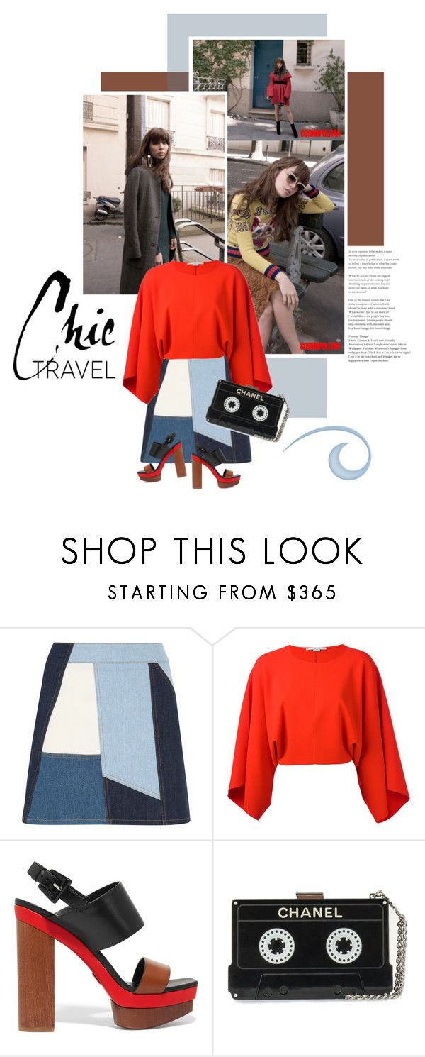 """""""2017.135 : Lee Min Jung"""" by oh-pororo ❤ liked on Polyvore featuring Victoria, Victoria Beckham, STELLA McCARTNEY, Michael Kors, Cosmopolitan, leeminjung and pororo_travel"""